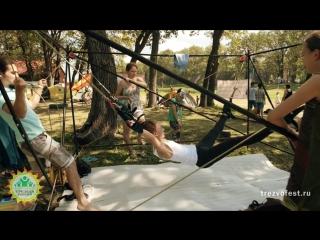 Фестиваль Трезвая Россия - клип, который не покажут по жидо-РФшномуТВ