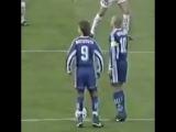 Габриэль Батистута и Роналдо. 1997