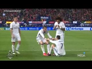 Роналду предлагал Бэйлу пробить пенальти