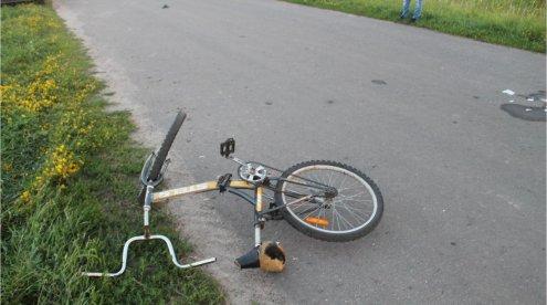 В Зеленчукском районе велосипедист врезался в отбойник