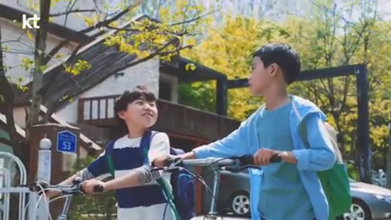 ㅎㅎ 귀여운 KT광고에 톰보이가 너희의 사랑을 응원해~❣️❣️ hyukoh 혁오 KT 톰보이