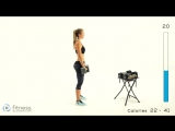 Fitness Blender - At Home Upper Body Workout for Toned Arms, Shoulder Upper Back