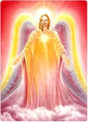 Божественный свет Архангела Кассиила