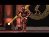 Arnold Classic 2015 - Roelly Winklaar Posing Routine
