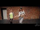 Choreo by ANTON LUSHICHEV & ANYA TSYGANKOVA - NASTY  Dancers: Polina Rastegaeva & Anna Bu