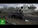 World of Tanks - Coming to Xbox One X