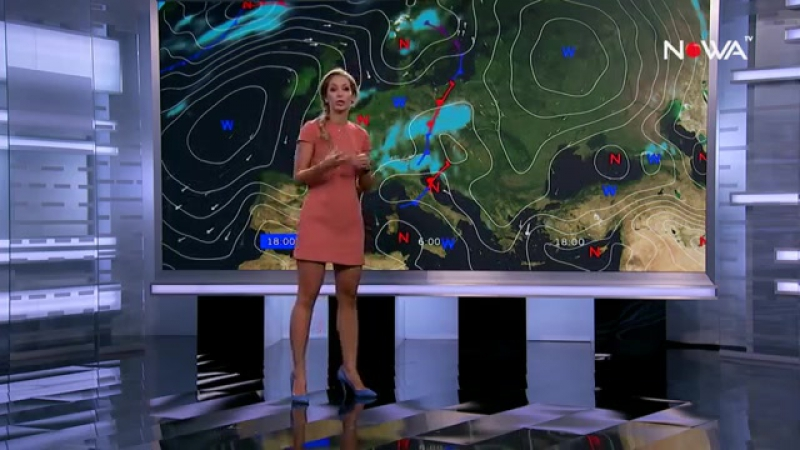 Прогноз погоды (Nowa TV [Польша], 09.08.2017)