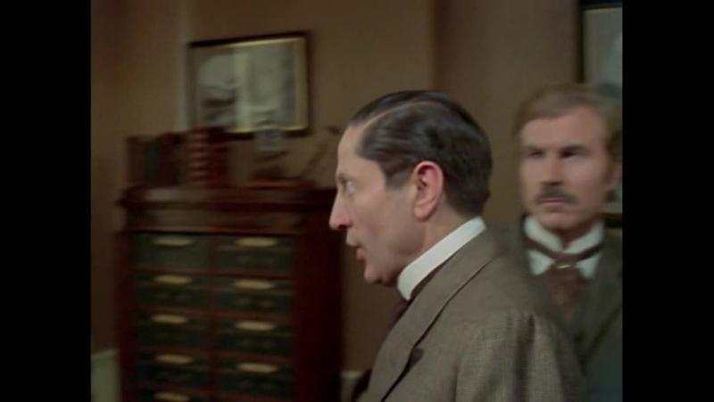 Приключения Шерлока Холмса.Подрядчик из Норвуда(Англия.Детектив.1985)