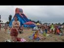 Анапа. Погода. 4.07.2017 центральный пляж