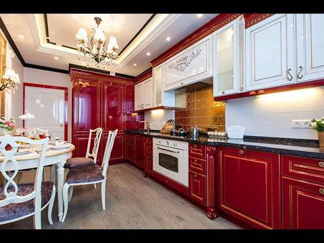 Классическая кухня из массива 89152664062