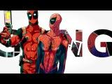 SpidermanDeadpool MEP part