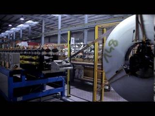 Работа на заводе по изготовлению алюминиевых профилей в Польше