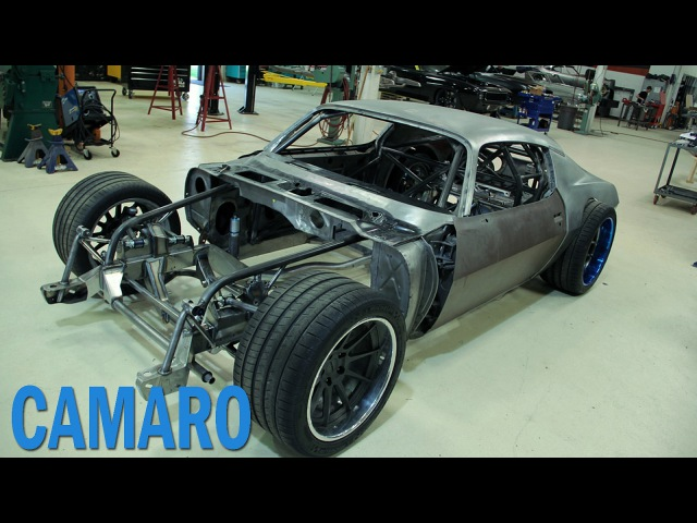 2nd Gen Chevrolet Camaro Project (Impressive Work)
