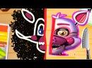 ПЯТЬ НОЧЕЙ С ФРЕДДИ Готовка челлендж Суши из АНИМАТРОНИКА Five nights at freddys Мультик ...