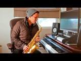 Calvin Harris - My Way (Samuel Solis Sax Piano Cover)