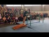 Шокирующие видео [846]: Выступление 91 летней гимнастки