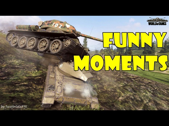 World of Tanks - Funny Moments   Week 2 May 2017 (world of tank, приколы, моды, читы, wot)