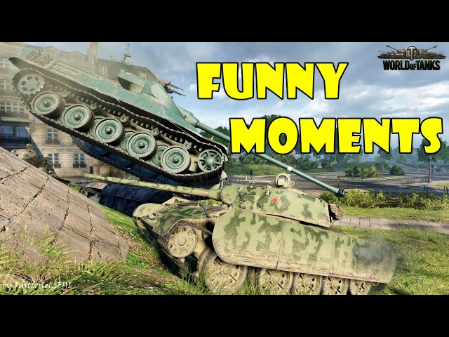 World of Tanks - Funny Moments | Hello summer edition! (world of tank, приколы, моды, читы, wot)