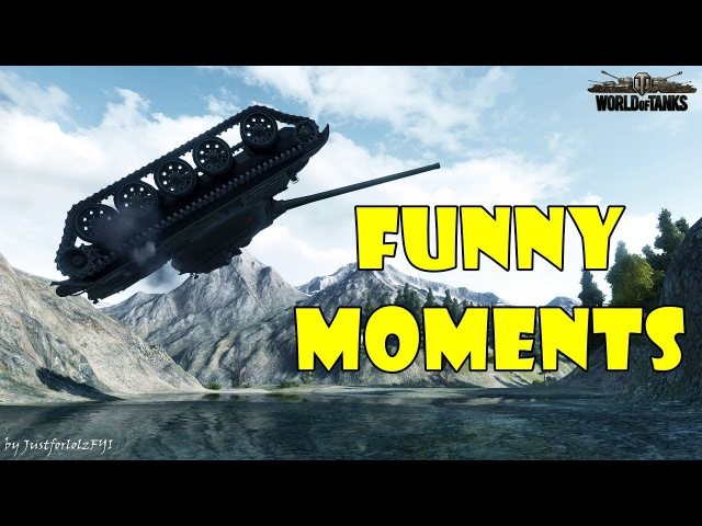 World of Tanks - Funny Moments | Week 4 December 2016 (world of tank, приколы, моды, читы, wot)