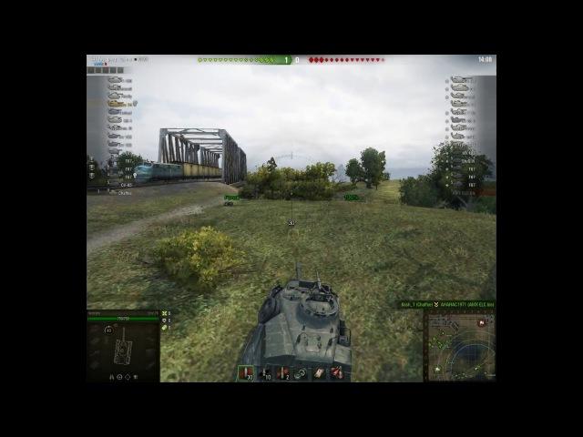 World of Tanks. Strv 74 осиное жало. Обзор world of tank приколы моды читы wot