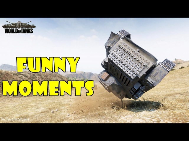 World of Tanks - Funny Moments | Week 3 December 2016 (world of tank, приколы, моды, читы, wot)