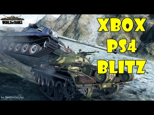 World of Tanks - Funny Moments | XBOX / PS4 BLITZ SPECIAL! (world of tank, приколы, моды, читы, wot)