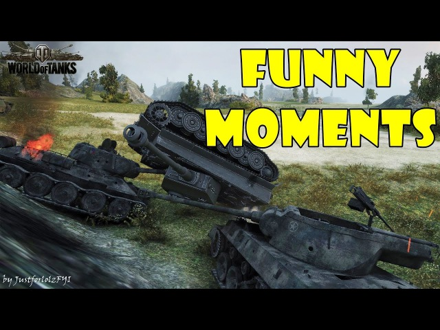 World of Tanks - Funny Moments | Week 1 November 2016 (world of tank, приколы, моды, читы, wot)