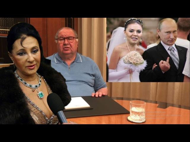 Жена Алишера Усманова обеспечивает Кремль любовницами