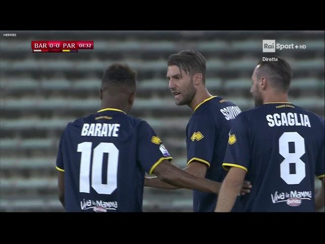 Bari-Parma 0-1 | RIGORE CALAIO'