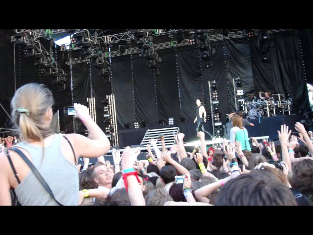 30 Seconds to Mars Night of the Hunter Live @ Tuborg Greenfest St Petersburg 13 07 2011