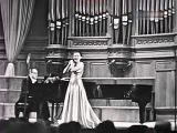 Елена Образцова Две арии Керубино из оперы