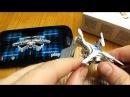 Селфи дрон Cheerson CX-10W CX Обзор. КОНКУРС