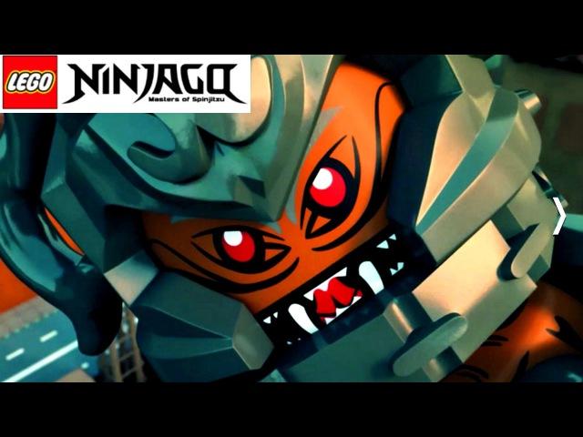 Лего Ниндзяго ВЛАСТЬ ВРЕМЕНИ Акроникс и Крукс Алые коммандеры армии змей LEGO NINJAGO