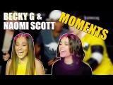 Becky G and Naomi Scott MOMENTS (Beaomi)