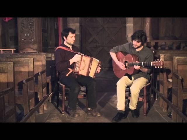 La Sourde - Duo Tanghe Coudroy