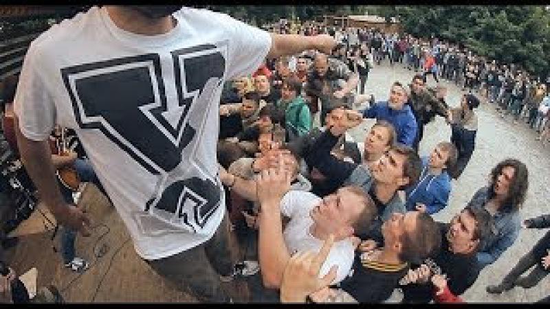 Partybreaker | Live in Moscow 2014/06/28 @ FERMA Fest 2014
