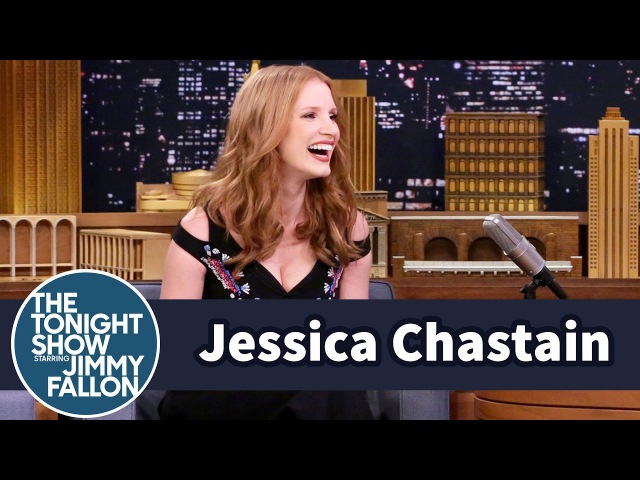Jessica Chastain Wound Up Covered in Elephant Snot for Zookeepers Wife