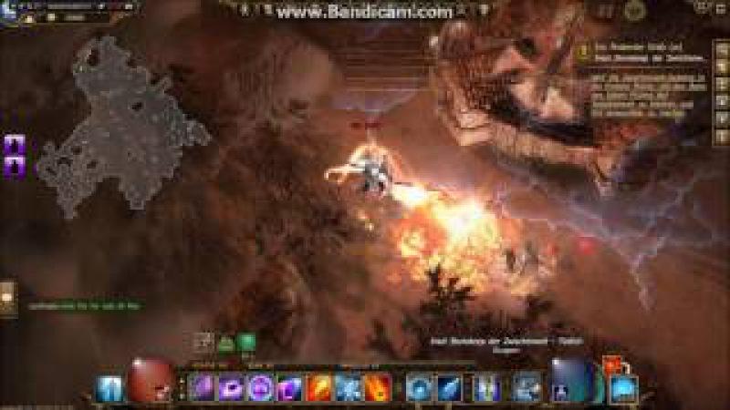 Test Server - New Frames For Skills of Mage