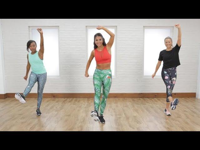 30-минутная тренировка барр и хоп дэнс. 30-Minute Barre Hop Dance Workout