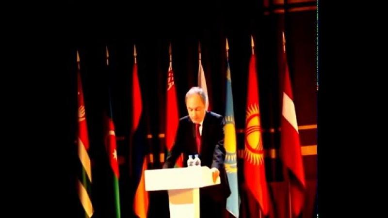 Выступление А.А.Чачии. Грузин сказал то, о чем многие даже бояться подумать