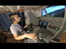 PMDG Boeing 737 Home Cockpit Skiathos to Samos FULL FLIGHT Short Takeoff Landing GoPro Cockpit