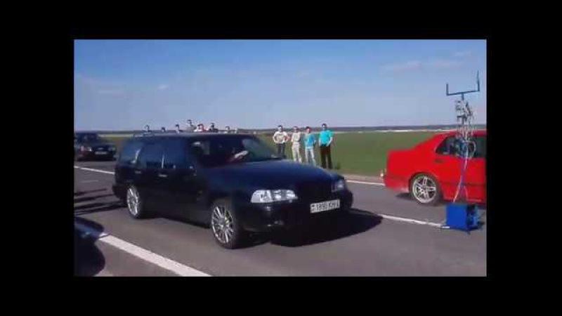Volvo 850 t5 vs saab 9'5