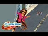 Гепард, который кричал Волки!  Серия 213  DC Super Hero Girls