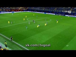 Вильярреал 1-1 Толедо | Пато