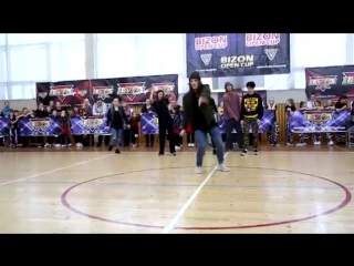 Mak Mazy Judge Showcase Hip-Hop Bizon Dance