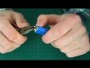 Как сделать точечную контактную сварку своими руками _ How to make a spot contact welding
