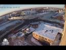 Открытие путепровода над ж д переездом в Щербинке