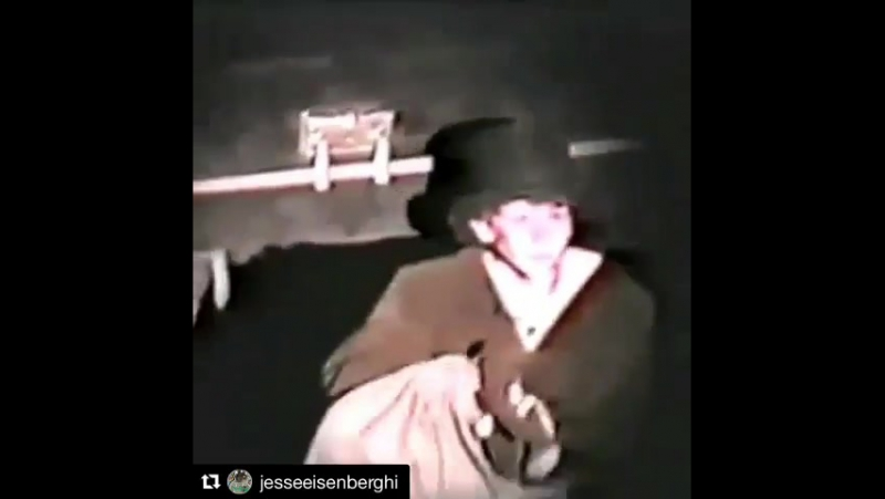 Jesse as Oliver Twist in the musical Oliver