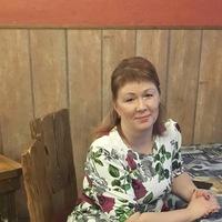 Анкета Анастасия Олейникова