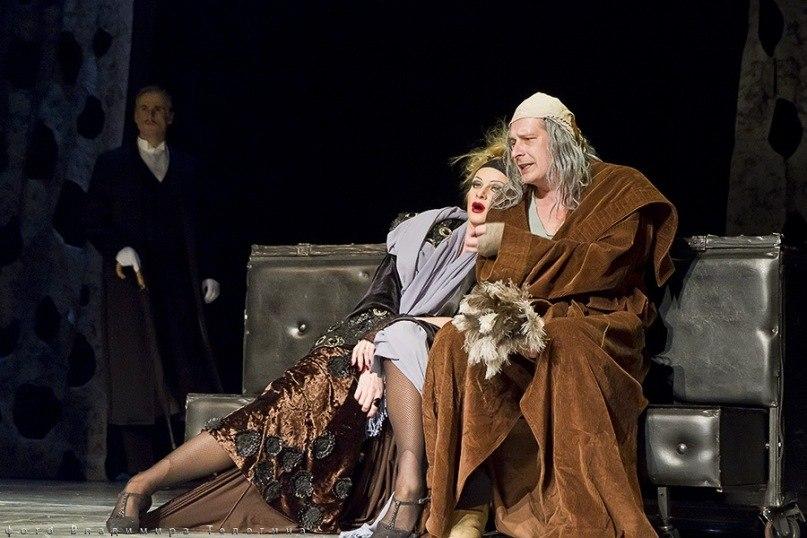 Спектакль «Мата Хари: глаза дня» в Театре Луны
